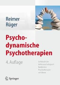 Cover Psychodynamische Psychotherapien