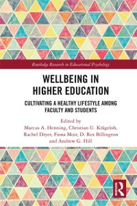 Cover Wellbeing in Higher Education