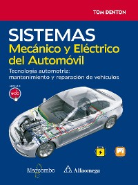 Cover Sistema Mecánico y Eléctrico del Automóvil.