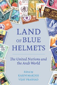 Cover Land of Blue Helmets