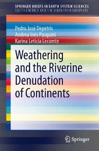 Cover Weathering and the Riverine Denudation of Continents