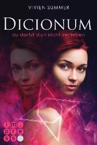 Cover Dicionum 1: Du darfst dich nicht verlieben