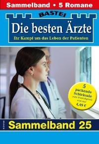 Cover Die besten Ärzte 25 - Sammelband
