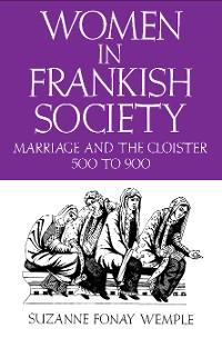 Cover Women in Frankish Society