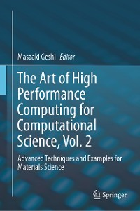 Cover The Art of High Performance Computing for Computational Science, Vol. 2