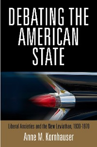 Cover Debating the American State