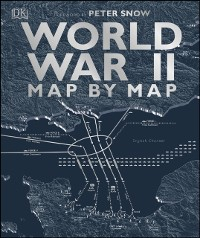 Cover World War II Map by Map