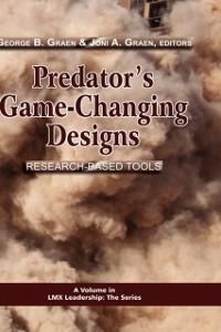 Cover Predator's GameChanging Designs