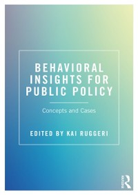 Cover Behavioral Insights for Public Policy
