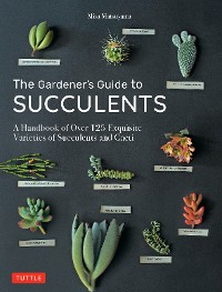 Cover The Gardener's Guide to Succulents