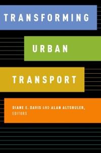 Cover Transforming Urban Transport