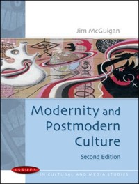 Cover Modernity and Postmodern Culture