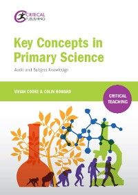 Cover Key Concepts in Primary Science