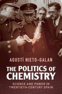 Cover Politics of Chemistry