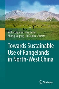 Cover Towards Sustainable Use of Rangelands in North-West China