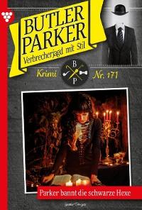 Cover Butler Parker 171 – Kriminalroman