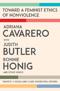 Cover Toward a Feminist Ethics of Nonviolence