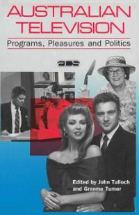 Cover Australian Television