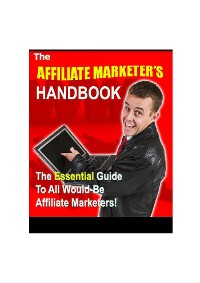 Cover Affiliate marketer s handbook