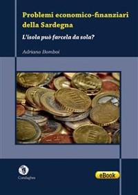 Cover Problemi economico-finanziari della Sardegna