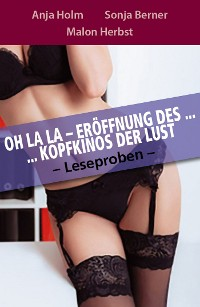 Cover Oh La La - Eröffnung des ... Kopfkinos der Lust
