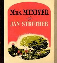 Cover Mrs Miniver