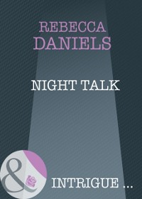Cover Night Talk (Mills & Boon Intrigue)