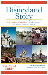 Cover The Disneyland Story