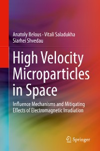 Cover High Velocity Microparticles in Space