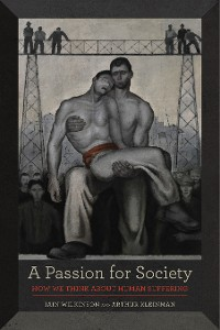 Cover A Passion for Society