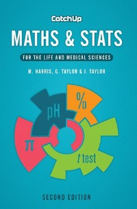 Cover Catch Up Maths & Stats, second edition