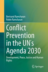 Cover Conflict Prevention in the UN´s Agenda 2030