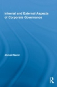 Cover Internal and External Aspects of Corporate Governance