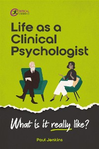 Cover Life as a clinical psychologist