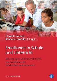 Cover Emotionen in Schule und Unterricht