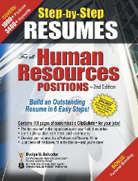 Cover STEP-BY-STEP RESUMES For all Human Resources Positions