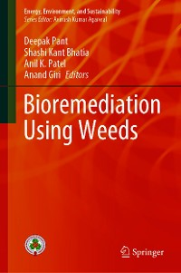 Cover Bioremediation using weeds