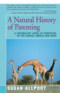 Cover Natural History of Parenting