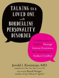 Cover Talking to a Loved One with Borderline Personality Disorder