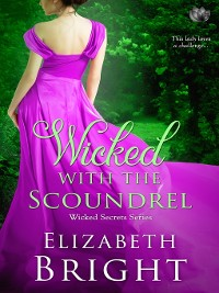 Cover Wicked With the Scoundrel