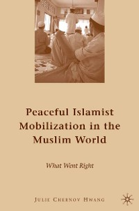 Cover Peaceful Islamist Mobilization in the Muslim World