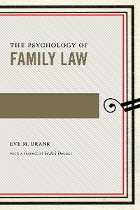 Cover The Psychology of Family Law