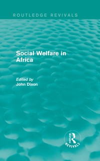 Cover Social Welfare in Africa