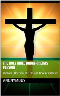 Cover The Bible, Douay-Rheims, Complete