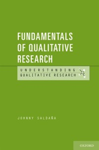 Cover Fundamentals of Qualitative Research
