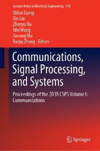 Cover Communications, Signal Processing, and Systems