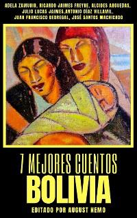 Cover 7 mejores cuentos - Bolivia