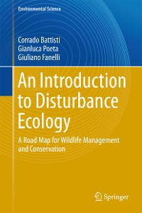 Cover An Introduction to Disturbance Ecology