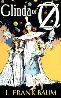 Cover Glinda of Oz
