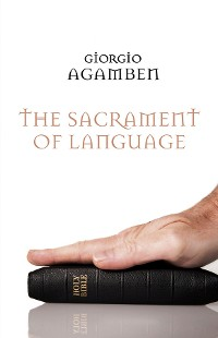 Cover The Sacrament of Language